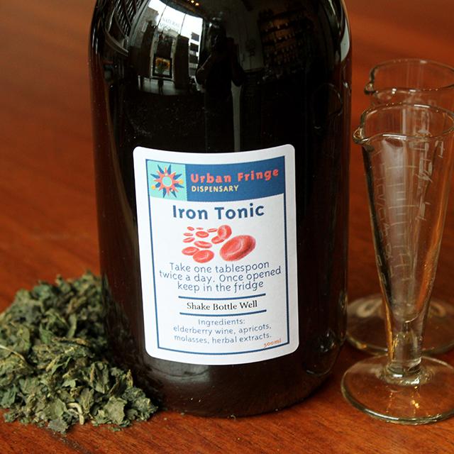 Iron Tonic ()