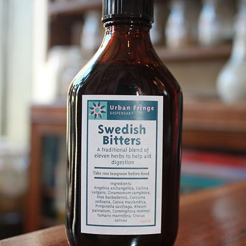 Swedish Bitters (Swedish bitters)